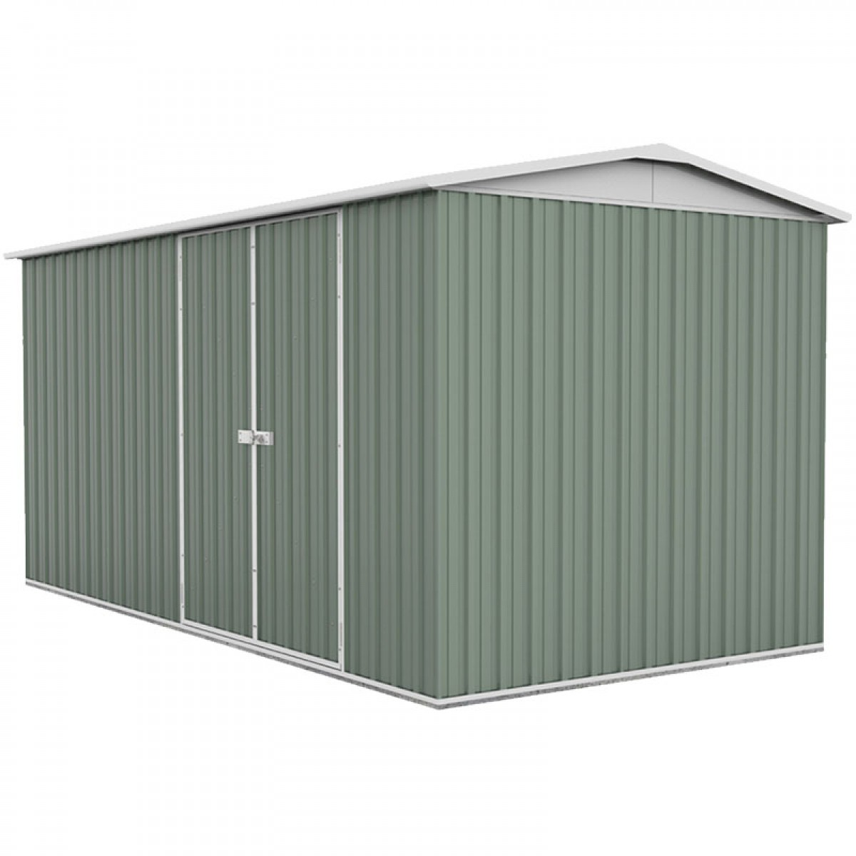 Absco highlander garden shed x x for Garden shed 4 x 2