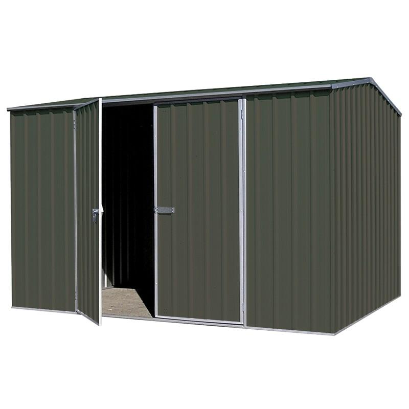 Absco Premier 3mW x 1.52mD x 1.95mH Woodland Grey