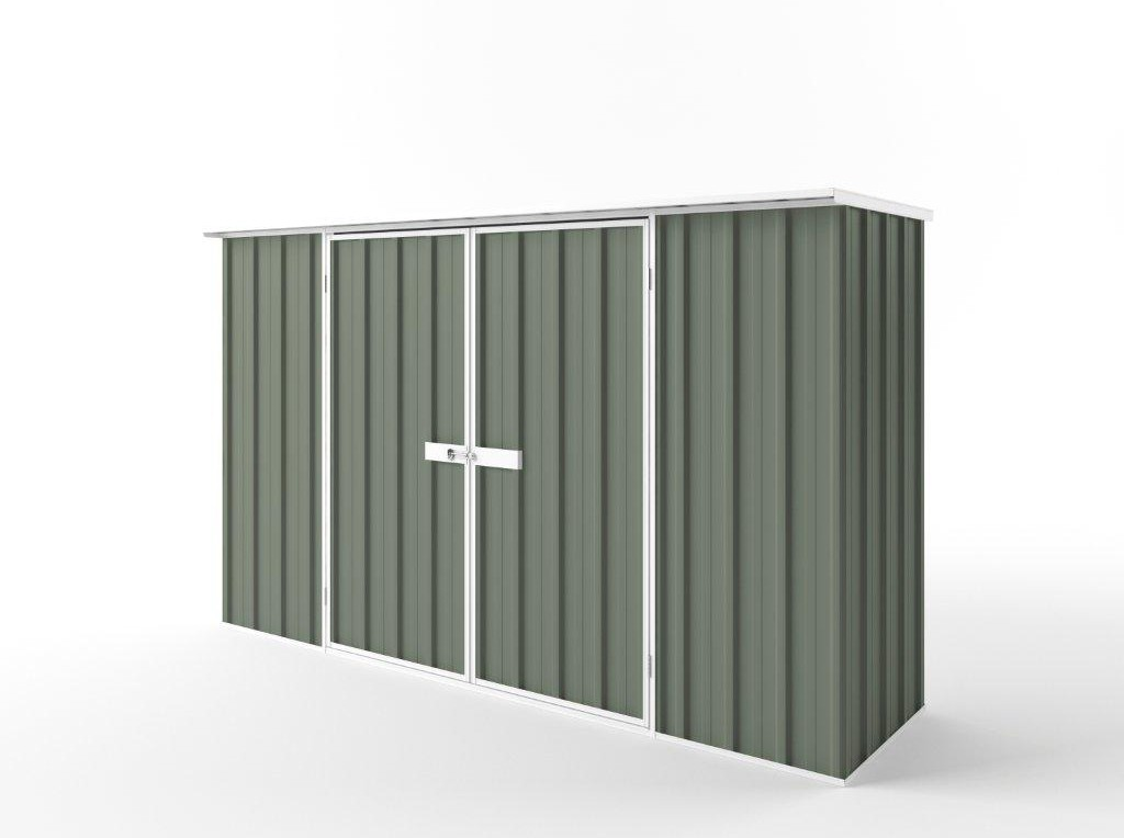EasyShed Garden Shed 3.00m x 0.78m - Pale Eucalypt
