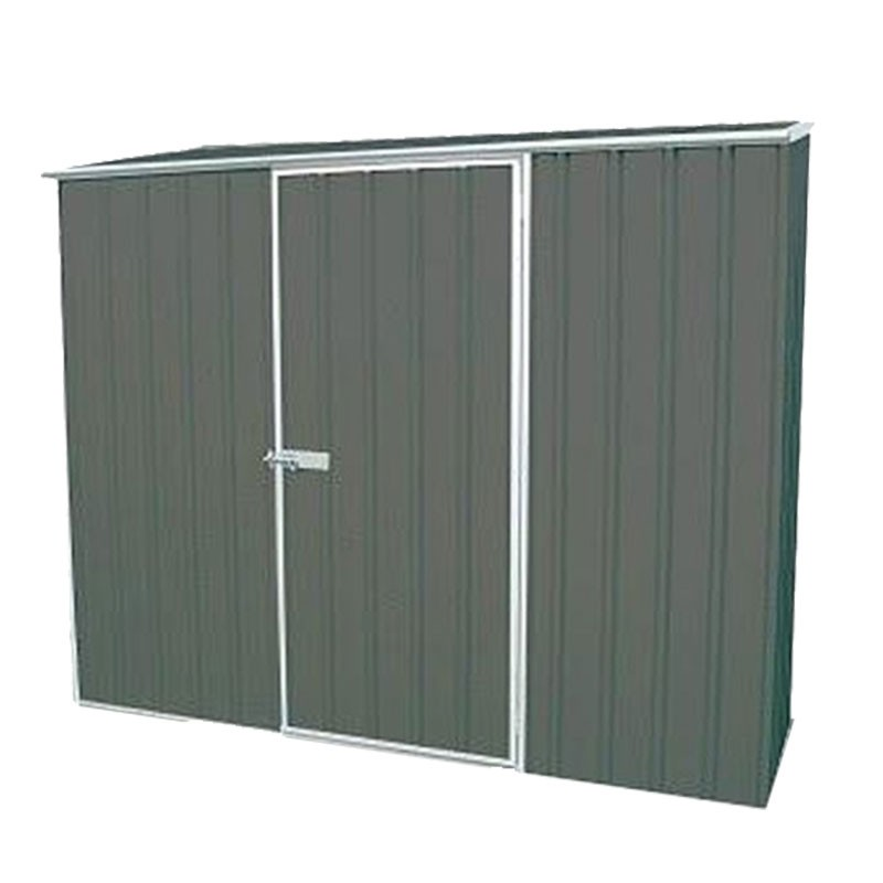 Absco Spacesaver Garden Shed Woodland Grey