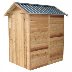 Timber Cedar Shed - Windsor - 1.325 x 1.84