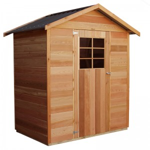 Richmond Timber Garden Shed<br /> 1.93mW X 1.24mD X 2.36mH