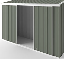 easy shed sliding doors